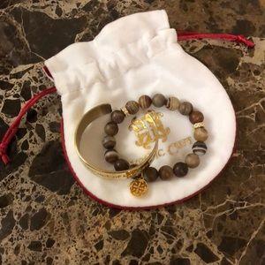 Rustic Cuff bracelet set